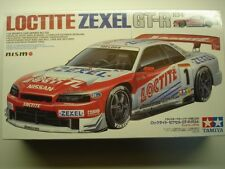 Tamiya 1:24 Scale Loctite Zexel Nissan Skyline R34 GT-R Model Kit - New 24225