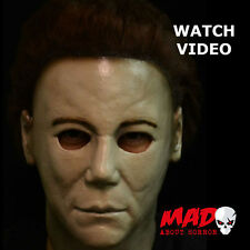 Officiel michael myers H20 halloween 7 latex collecteurs masque film d'horreur deluxe