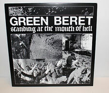 Green Beret - Standing At The Mouth Of Hell LP (Black/500)