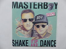 masterboy Shake it up and dance 867822 7