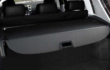 Rear Trunk Shade Cargo Cover for 2011-2015 Jeep Compass BLACK