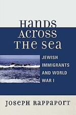 HANDS ACROSS THE SEA - NEW PAPERBACK BOOK