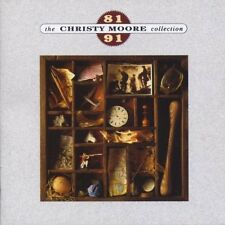CHRISTY MOORE - THE CHRISTY MOORE COLLECTION 81-91: CD ALBUM (1991)
