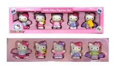 SANRIO FIGURE SET HELLO KITTY GIFT PACK 5 FIGURE TOY ISLAND