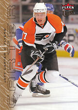 09/10 FLEER ULTRA GOLD MEDALLION #106 JEFF CARTER FLYERS *3597
