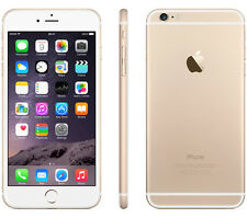 APPLE IPHONE 6 PLUS 16GB GOLD GRADO A/B + ACCESSORI - SMARTPHONE RICONDIZIONATO