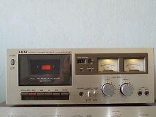 Akai lecteur cassette stéréo deck model : CS-703D