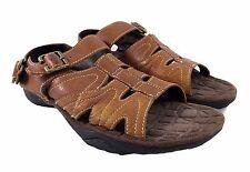Dr. Martens Men's Leather Brown Fisherman Sandals Size 11