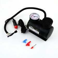 Portable Mini Air Compressor Electric Tire Infaltor Pump 12 Volt Car Auto PSI YH