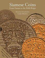 Siameses monedas de Funan a la quinta reinado