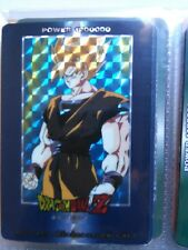Carte Dragon Ball Z DBZ PP Card 931 Prisme AMADA 1989 MADE IN JAPAN CARD