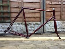 peugeot carbolite 103 Road frame forks 55cm ct 56tt 700c Straight Will Post