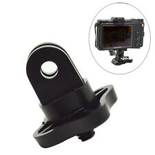 Monopod Tripod Mount Adapter With 1/4'' Screw Thread For GoPro Hero4 3+ 3 Camera
