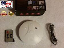 Hidden Camera Smoke Detector Motion Detect Digital Mini HD DVR Video Cam Nanny 1