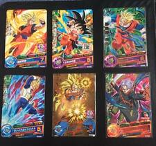 Carte Dragon Ball Z DBZ Dragon Ball Heroes Gumica GDPBC3 #Full Set MADE IN JAPAN