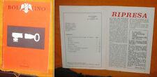 Bollettino Massonico 1° numero Nuova serie 21 Dicembre 1974 Arti Grafiche