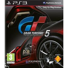 Gran Turismo 5, Sony Playstation 3 game, USED