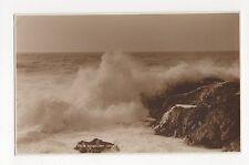 Rough Sea, Judges 11678 Postcard, A891