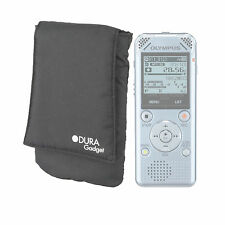 Protective Pouch Case for Olympus-WS-811 Digital Voice Recorder in Black