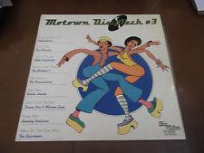 """MOTOUN DISCOTECH Nº 3"""" - MUSICA DISCOTEQUERA AÑOS 70 LP DE VINILO"""