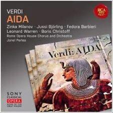 Verdi: Aida, New Music