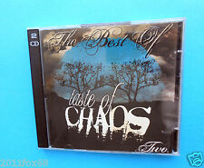 cd compact disc the best of taste of chaos in flames towers of london deathstars