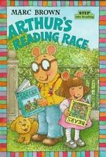 Arthur's Reading Race (Step-Into-Reading, Step 3) Brown, Marc Library Binding