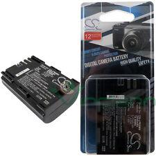 Batteria alta qualità fotocamera LPE6 X-Longer per CANON EOS 70D EOS 6D 2000mAh