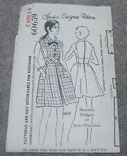 VINTAGE 1960'S SPADEA SEWING PATTERN 60659 SHANNON RODGERS JERRY SILVERMAN