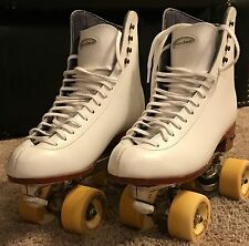 LADIES RIEDELL CUSTOMIZED ROLLER SKATES SIZE 8.5