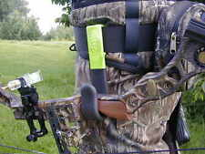 Archery Belt Bow Holster (Wide Grip) | Bow Hunting and Archery Shooting