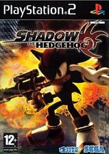 PlayStation2 Shadow the Hedgehog (PS2) VideoGames