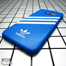 Original Adidas Samsung SM-G935 Galaxy S7 Edge/DUOS Leather Back Cover Case