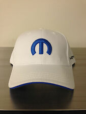 NEW! WHITE MOPAR HAT / CAP      (SHIPS IN A BOX)