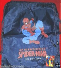 Spiderman Kids School Sports Shoulder Shoe PE Gym Swimming boys girls Bag