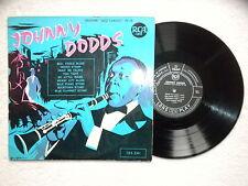 """LP 25CM JOHNNY DODDS """"Johnny Dodds"""" RCA 130.241 FRANCE §"""