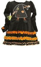New Bonnie Jean Halloween Witch Party dress size 3 3t rare costume 49.99