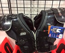 Rawlings SRG CP36L Combat Varsity Shoulder Pads - LARGE