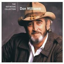 Don Williams - Definitive Collection [New CD] Don Williams - Definitive Collecti
