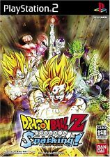 USED Dragon Ball Z Sparking! Japan Import PS2