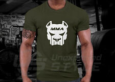 MMA Fighting GYM T-shirt WOD Functional Training Sport Workout Fitness Strength