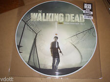 "THE WALKING DEAD 12"" PICTURE DISC EP RSD 2015 VINYL LIMITED EDITION"