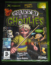 GRABBED BY THE GHOULIES XBOX (patch X360) Versione Italiana ○○○ NUOVO SIGILLATO