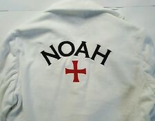 NOAH NY TERRY TOWEL SUIT COAT BLAZER JACKET SZ. LARGE L 1 of 4 RARE pitta uomo $