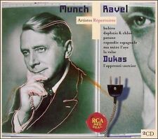 Munch Conducts Ravel & Dukas, , Good Import