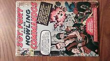 Sgt. Fury and His Howling Commandos # 1 1st Appearance!  Jack Kirby Art!