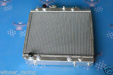 56mm Core Aluminum Radiator DAIHATSU YRV K3-VET 1.3GTTi TURBO DH30P AT 2002-2004