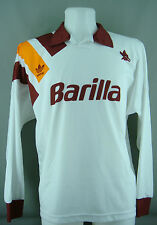 As ROMA MAGLIA TRASFERTA AWAY 1992 - 1993-L-ADIDAS-Large - As Roma-Top