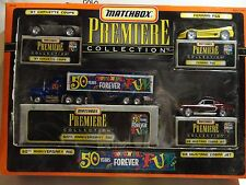 Matchbox Premiere Collection 50 Years Anniversary Boxed Set w/Ferrari