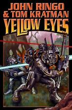 YELLOW EYES John Ringo BOOK Hardcover first edition